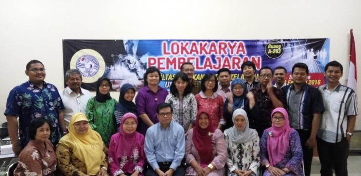 Lokakarya Pembelajaran