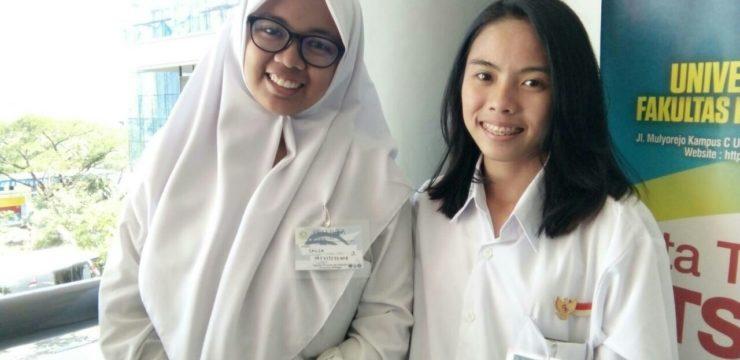 Kesan Menyenangkan Mahasiswa Baru di Hari Pertama Pengenalan Kehidupan Kampus Mahasiswa Baru FPK UNAIR