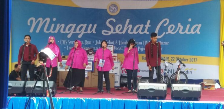 FACULTY OF FISHERIES AND MARINE PARTICIPATED IN 63rd DIES NATALIS UNAIR