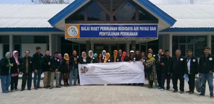 Kunjungan Kerja ke Makassar, FPK Jalin Silahturahmi dan Berbagi Informasi