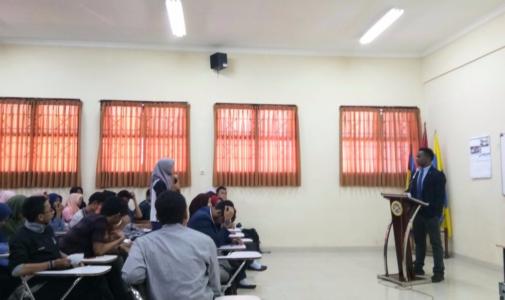 Fakultas Perikanan Dan Kelautan Gelar  Kuliah Tamu Internasional