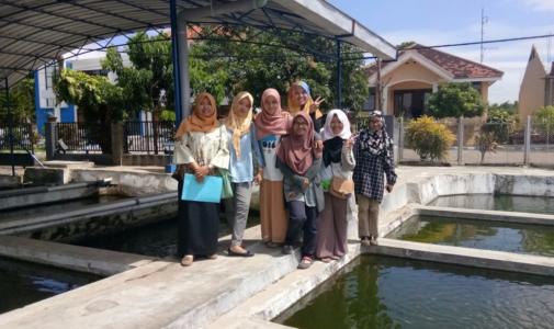 UMT Malaysia Kirim 6 Mahasiswi Untuk Internship  di Fakultas Perikanan Dan Kelautan UNAIR