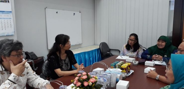 STRATEGIC MEETING NATIONAL KAOHSIUNG MARINE UNIVERSITY (NKMU) TAIWAN