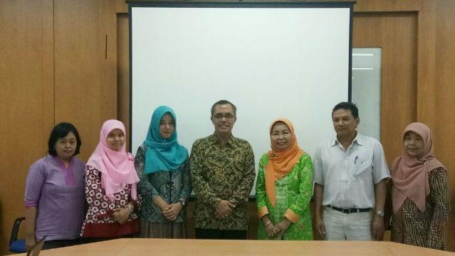 Tingkatkan Kinerja, Tim Jurnal Fakultas Perikanan dan Kelautan Universitas Airlangga Studi Banding ke Universitas Diponegoro