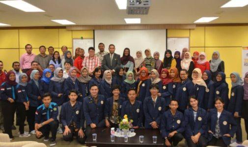 Science Assimilation Antara Fakultas Perikanan Dan Kelautan  Universitas Airlangga Dan  School Of Fisheries & Aquaculture Sciences Universiti Malaysia Terengganu