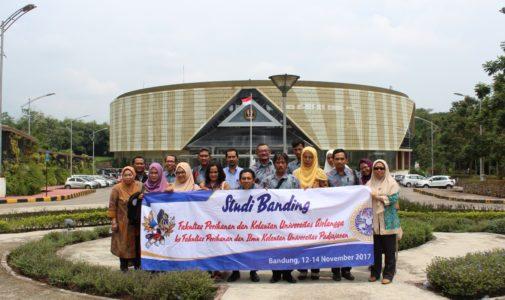 Studi Banding Fakultas Perikanan dan Kelautan Universitas Airlangga ke Fakultas Perikanan dan Kelautan Universitas Padjadjaran