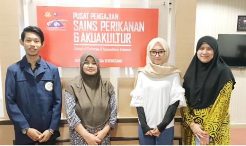Pengalaman Seru Rodyiah dan Ismu melaksanakan Praktek Kerja Lapang Di University Malaysia Terengganu