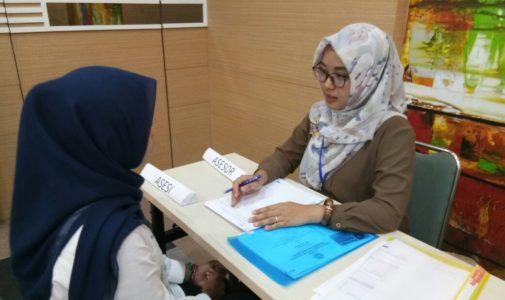 Memperkuat jajaran asesor Lembaga sertifikasi Profesi UNAIR, Dosen Fakultas Perikanan Unair ikuti pelatihan Asesor Kompetensi Mandiri
