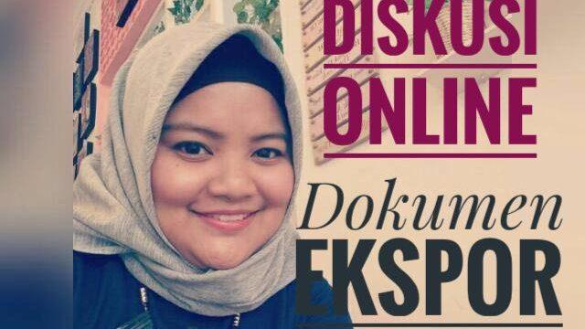 Ning Nur Fitriani Berbagi Ilmu Membedah Dokumen Ekspor Pada Diskusi Online IKA UA Fakultas Perikanan dan Kelautan