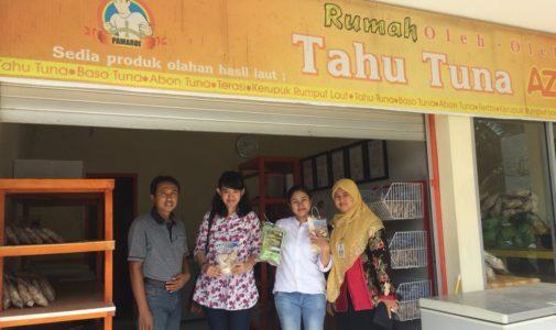 Sosialisasi Fakultas Perikanan dan Kelautan UNAIR ke Kota Madiun, Ponorogo dan Pacitan