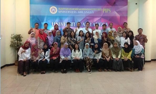 Dosen Muda FPK Ikuti Pelatihan PEKERTI Untuk Meningkatkan Keterampilan Mengajar