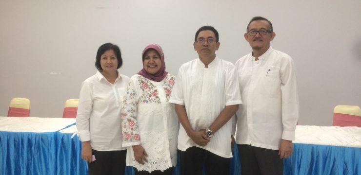 Pelepasan Kepala Bagian Tata Usaha Fakultas Perikanan dan Kelautan UNAIR dalam Rangka Purna Tugas