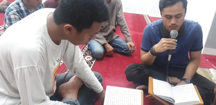 Kilau Manis Ramadhan 1439 H di FPK UNAIR