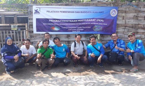 Berkolaborasi dengan Fakultas Perikanan dan Kelautan UNAIR, Rasbora 15 siap menyambut Lomba Pokdakan Nasional