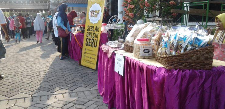 Populerkan Produk Perikanan Melalui Bazar Diesnatalis Ke-10 Fakultas Perikanan dan Kelautan Universitas Airlangga