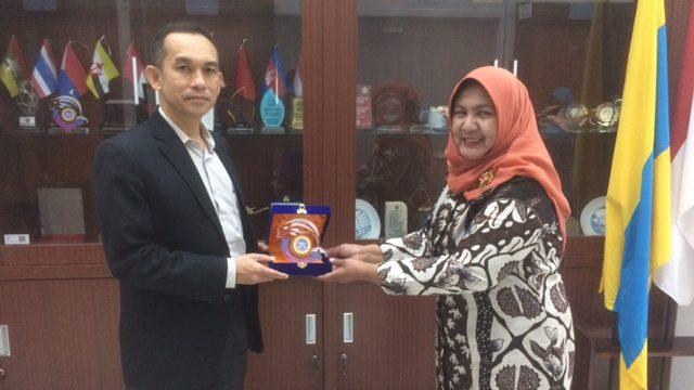Berbagi Kondisi Perikanan dan Kelautan Provinsi Pattani Thailand, Prof Sukree Tawarkan Kerjasama Penelitian  dan PKL Mahasiswa di Prince Songkla University