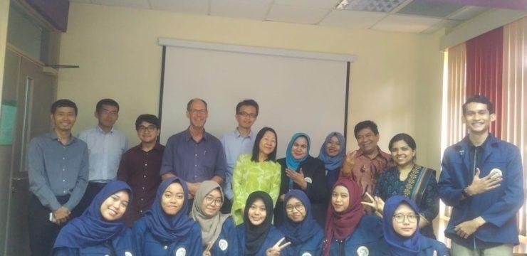Fakultas Perikanan dan Kelautan Universitas Airlangga Lakukan Strategic Meeting dengan Faculty of Science, Universiti Brunei Darussalam