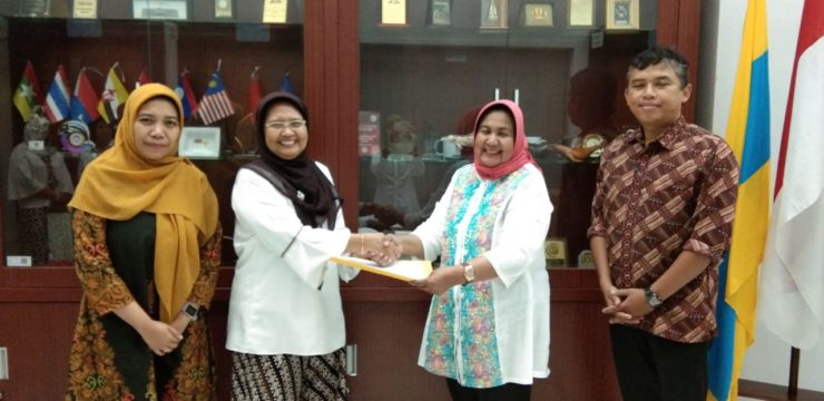 Audit of AIMS Faculty of Fisheries and Maritime Affairs 2018