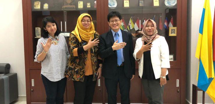 International Guest Lecture oleh Prof Jue-Liang Hsu dari NPUST Taiwan