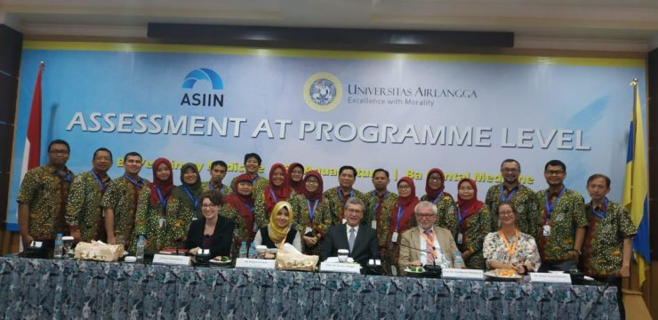 ASIIN ACCREDITATION OF THE AQUACULTURE STUDY PROGRAM