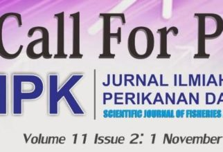 Call For Paper JIPK