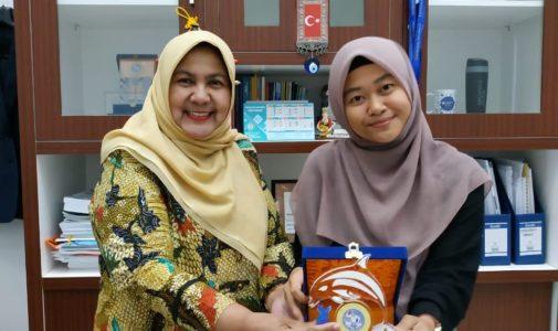FPK INVITES GUEST LECTURER FROM UNIVERSITI MALAYSIA TERENGGANU (UMT)