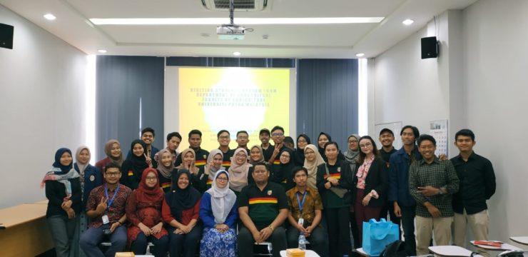 FPK TERIMA VISITING STUDENT PROGRAM FROM UNIVERSITI PUTRA MALAYSIA