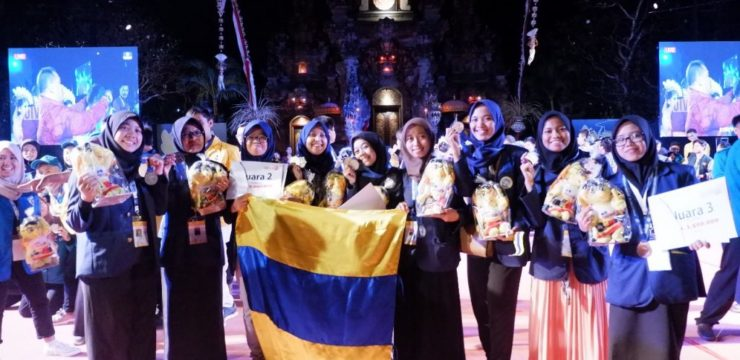 UNAIR FINISHES FIFTH AT 32ND PIMNAS IN UDAYANA UNIVERSITY