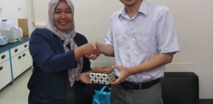 DELEGASI FPK UNAIR GAET PROF SHAO-YANG HU DARI  NATIONAL PINGTUNG UNIVERSITY OF SCIENCE AND TECHNOLOGY – TAIWAN UNTUK  SUPPORT TRIDHARMA PERGURUAN TINGGI