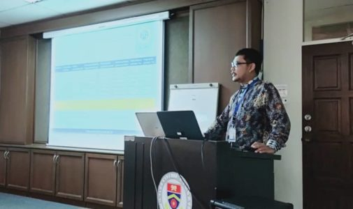 A LECTURE SERIES ON THE SEA GRAPE- FLAVORING AGENTS FOR UNIVERSITI MALAYSIA SABAH