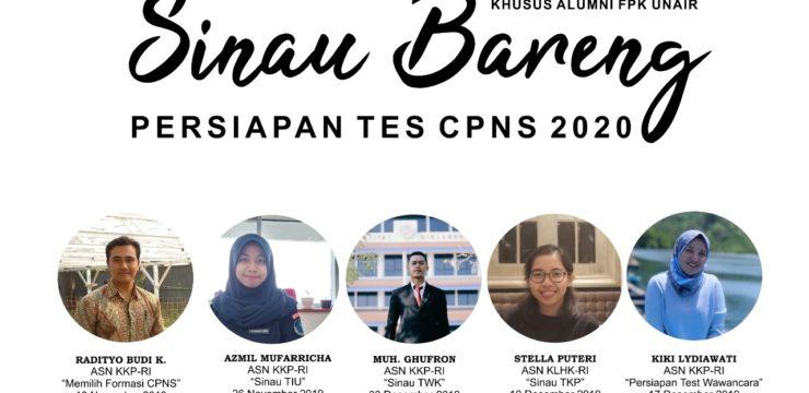 SINAU BARENG PERSIAPAN TES CPNS 2020