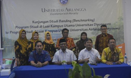 UNAIR BANYUWANGI KEMBALI MENJADI PERCONTOHAN PENGEMBANGAN PSDKU DI INDONESIA