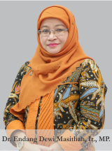 Dr. Endang Dewi Masithah, Ir., MP.