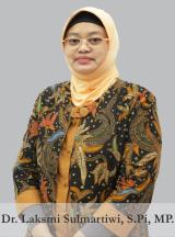Dr. Laksmi Sulmartiwi, S.Pi, MP.
