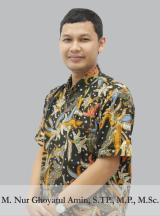 Muhamad Nur Ghoyatul Amin, S.TP., MP., M.Sc.