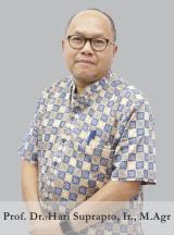 Prof. Dr. Hari Suprapto, Ir., M.Agr