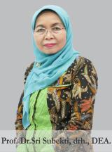 Prof. Dr.Sri Subekti, drh., DEA.