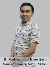 R. Muhammad Browijoyo Santanumurti, S.Pi., M.Sc.