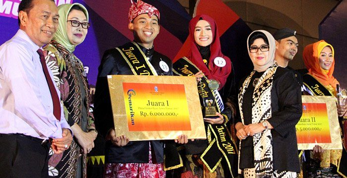 Prestasi Mahasiswa: Kisah Mahasiswa Akuakultur Menjadi Duta Gemarikan Jawa Timur pada 2017