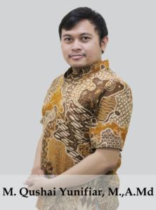 Muhammad Qushai Yunifiar, M.,A.Md