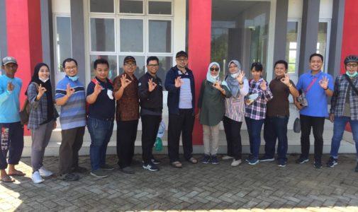 Kunjungan Pimpinan FPK ke Marine Station Banyuwangi