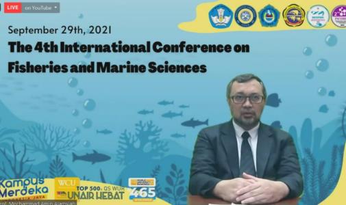 4th International Conferance Fisheries and Marine