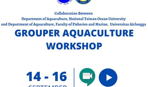 KOLABORASI DEPARTEMEN AKUAKULTUR FAKULTAS PERIKANAN DAN KELAUTAN UNAIR DENGAN NATIONAL TAIWAN OCEAN UNIVERSITY DEPARTEMENT OF AQUACULTURE