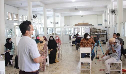 Pelatihan pembuatan Nugget Ikan sebagai Implementasi Program Pengabdian Kepada Masyarakat FPK, Universitas Airlangga